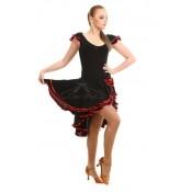"""Šokių suknelė """"Karmen"""" 122, 134, 158, 164, 170 cm"""