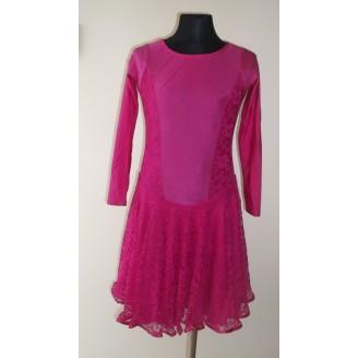 Avietinė suknelė 128-134 cm