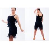 Juoda suknelė su kutais, 176 d.