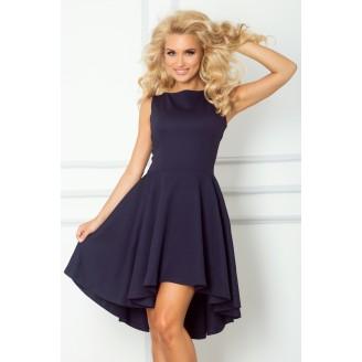 Prailginta suknelė t. mėlyna