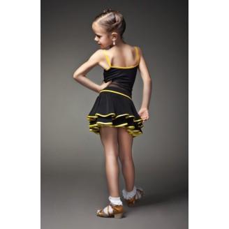 Lotynų sijonas su kelnaitėmis