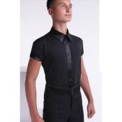 Juodi marškiniai-bodis, 164, 170 d.