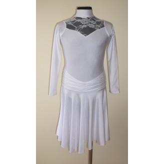 Balta suknelė 134-140 cm