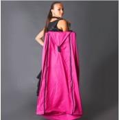 ST suknelės tašė su plačiu dugnu