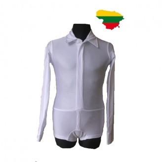 Marškiniai-body (biflex lykra) 116-164 d.